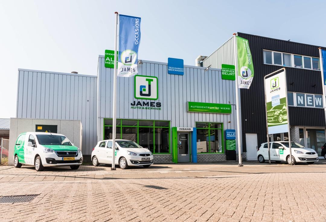 Autocentrum de Wiers-Nieuwegein